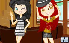 Gaby & Nicole Dress Up