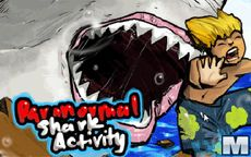 Paranormal Shark Activity