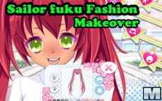 Sailor Fuku Fashion Makeover
