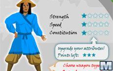 Spear And Katana 2