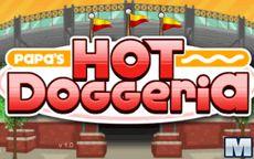 Papa's Hot Doggeria - Les hot-dogs de Papa