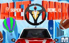 Super Bowl Valet Parking
