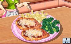 Cocina Con Sara: pollo a la parmesana