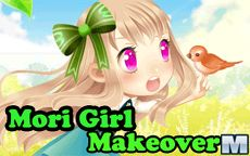 Mori Girl Makeover
