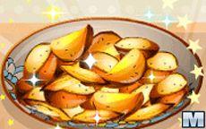 Cuisine avec Sara: Patates au four