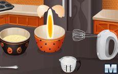 Cocina con Sara: Magdalenas terroríficas