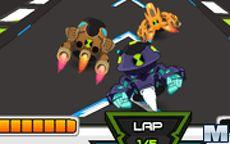 Ben10 Speed Racer