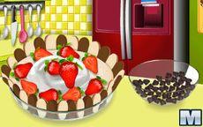 Cocina con Sara: Mousse de Chocolate