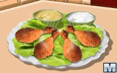 Cuisine avec Sara: Poulet au four