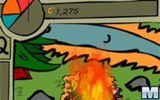 Bonfire Idle Game