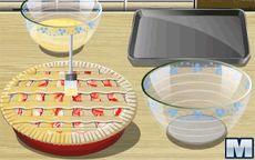Cuisine avec Sara: Rhubarb Pie
