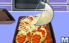 Cuisine avec Sara: Lasagne au poulet