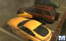 3D Parking Mall Madness 2