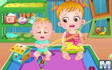 Baby Hazel Sibling Care