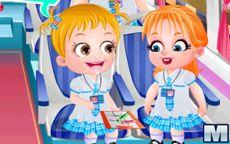 Baby Hazel Preschool Picnic
