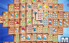 Mahjong Smurfs