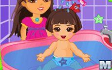 Dora Babysitter