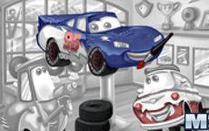 Colorea Cars