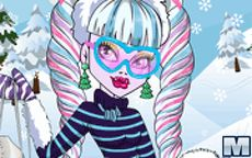 Monster High Abbey Bominable Hairstyle