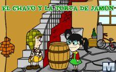 El Chavo y la Torta de Jamón