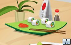 Cooking With Emma: Sushi Rolls