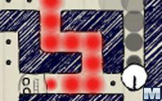 Extreme Sketch Pac-Man