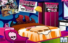 Monster High Fan Room Decoration