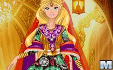 Barbie's Salwar