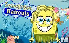 SpongeBob Haircuts