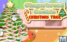 Cocina un Árbol de Navidad Dulce