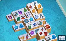 Mahjong de juguetes