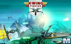 Star Wars X Wing Fighter