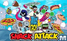 Teen Titans Go! Snack Attack