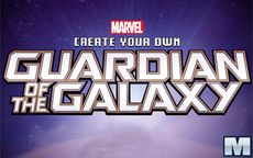 Create Your Own: Guardian of the Galaxy