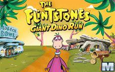The Flintstones Giant Dino Rush
