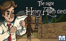 The Night Henry Allen Died