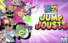 Teen Titans Go: Jump Jousts