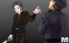 Manga Creator Star Wars 2