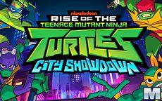 Rise of the Teenage Mutant Ninja Turtles City Showdown