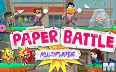 Paper Battle