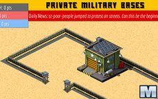 Military Capitalist Idle Clicker