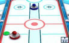 3D Air Hockey