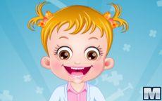 Baby Hazel Doctor