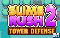Slime Rush 2 Tower Defense