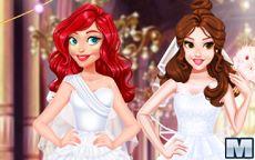 Princess Wedding Dress Design