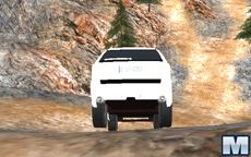 Offroad Land Cruiser Jeep Simulator