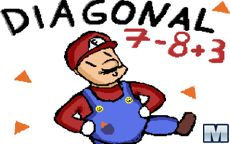 Super Diagonal Mario 2