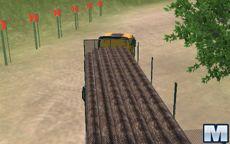 Uphill Cargo Trailer Simulator