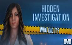 Hidden Investigation: Who Did it?