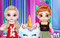 Little Princess Unicorn Cake Make